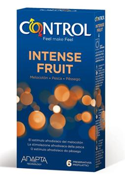 CONTROL INTENSE FRUIT 6PZ