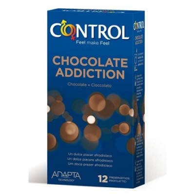 CONTROL CHOCOLATE ADDICTION 6P