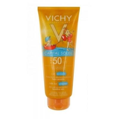 CAPITAL LAIT ENFANT SPF50