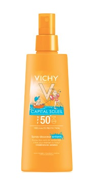 CAPITAL DOUCEUR ENFANT SPF50+