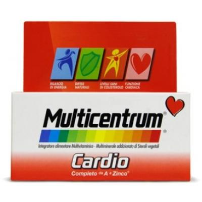 MULTICENTRUM CARDIO 60CPR