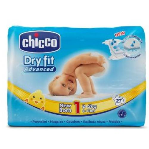 CH DRY FIT ADVANCE NEW BORN27P