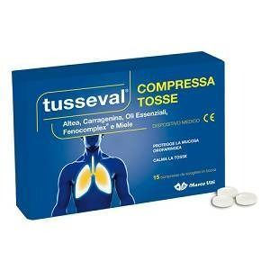 TUSSEVAL 15CPR
