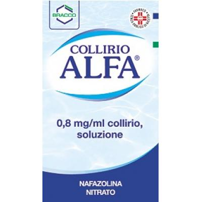 COLLIRIO ALFA*GTT 10ML0