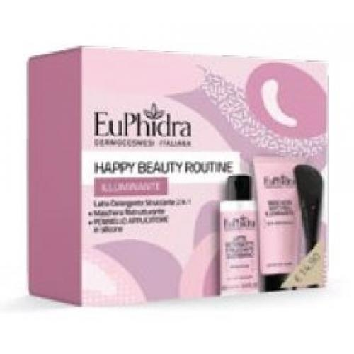 EUPH HAPPY BEAUTY ROUTINE ILLU