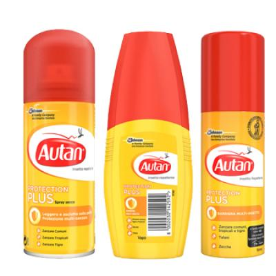 AUTAN PROTECTION PLUS VAPO 100