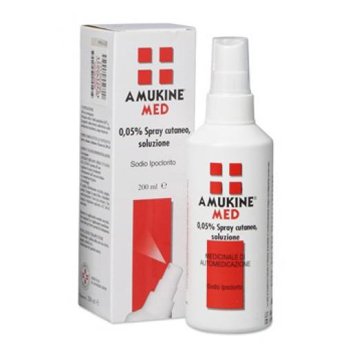 AMUKINE MED*SPR CUT 200ML0