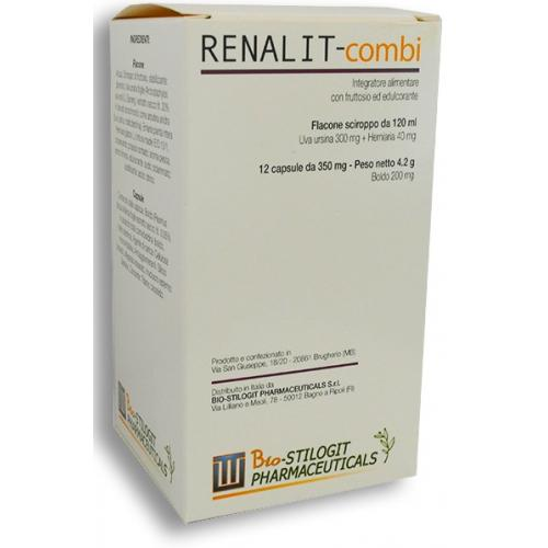 RENALIT-COMBI CPR+SCIROPPO