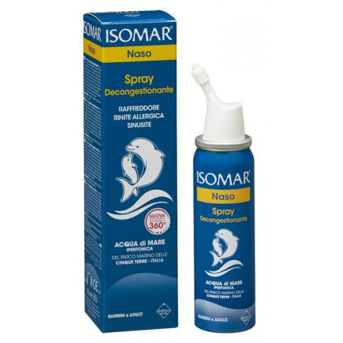 ISOMAR NASO SPRAY DECONGES50ML