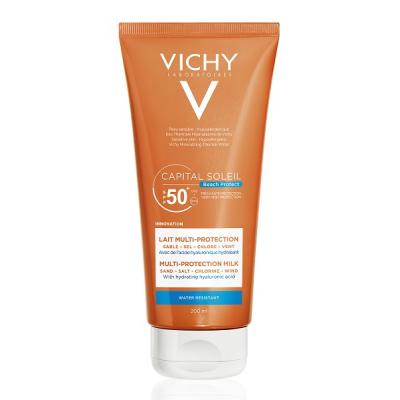 CS BEACH PROTECT LATTE SPF50+