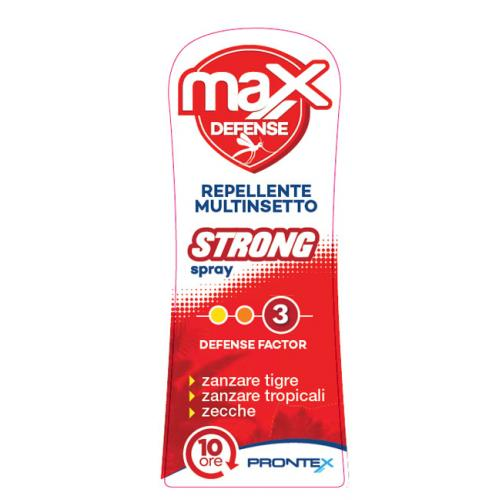 PRONTEX MAX DEFENSE SPR STRONG