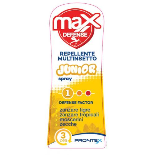 PRONTEX MAXD SPRAY JUNIOR