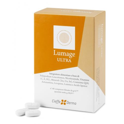 LUMAGE ULTRA 40CPR