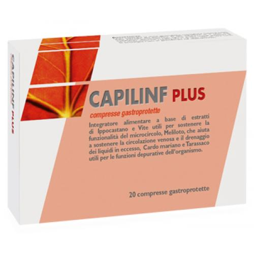 CAPILINF PLUS 20CPR