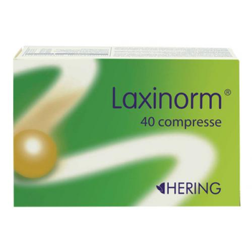 LAXINORM 40CPR