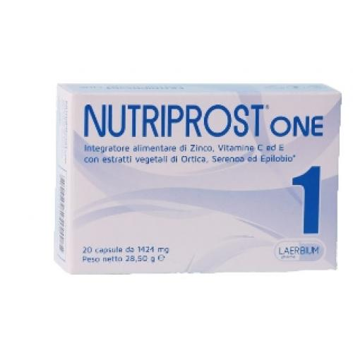 NUTRIPROST ONE 20CPS