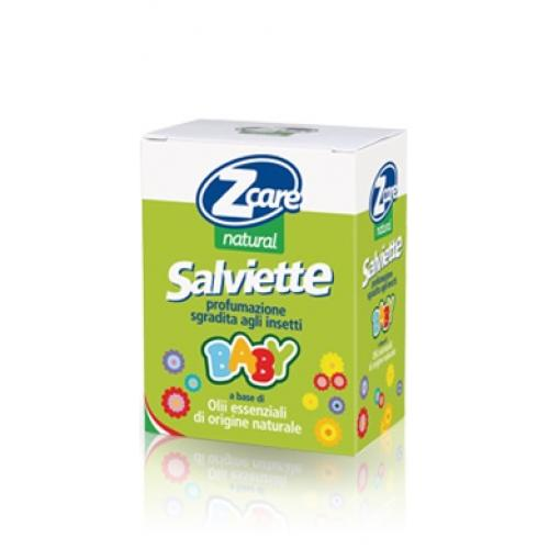 ZCARE NATURAL BABY SALV 10PZ