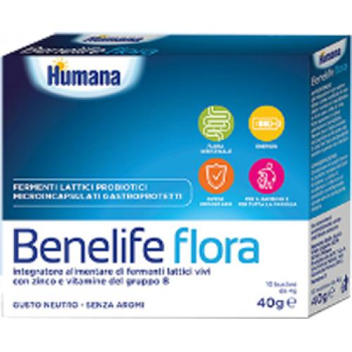 BENELIFE FLORA 10BUST