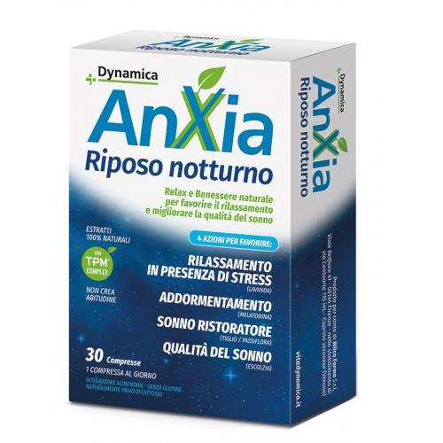 ANXIA DYNAMICA RIPOSO NOT30CPR
